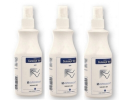 3 PCS of Cutasept Feet 250 ml CAEPER!