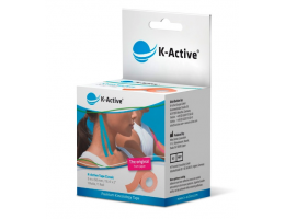 Kinesiology Adhesive Tape K-Active Classic 5 cm x 5 m (beige)